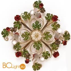 Настенно-потолочный светильник Passeri International Rose PL 5255/4 Dec. 05