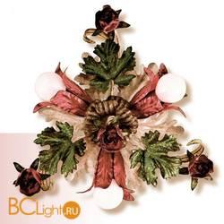 Настенно-потолочный светильник Passeri International Rose PL 5240/3 Dec. 05