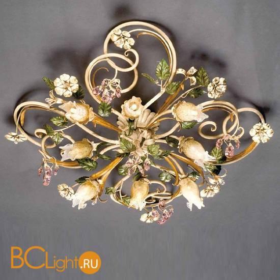 Потолочный светильник Passeri International Cristallo PL 7175/8 Dec. 091