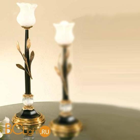 Настольная лампа Passeri International Ottone LM 7315/1/L Dec. 083 + 01