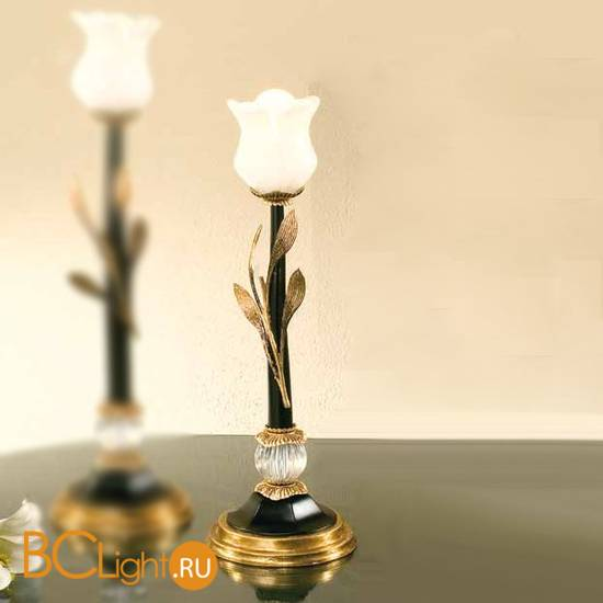 Настольная лампа Passeri International Ottone LP 7315/1/B Dec. 083 + 01
