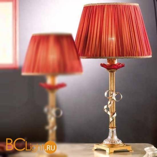 Настольная лампа Passeri International Ottone LG 7310/1/L Dec. 01 + 02