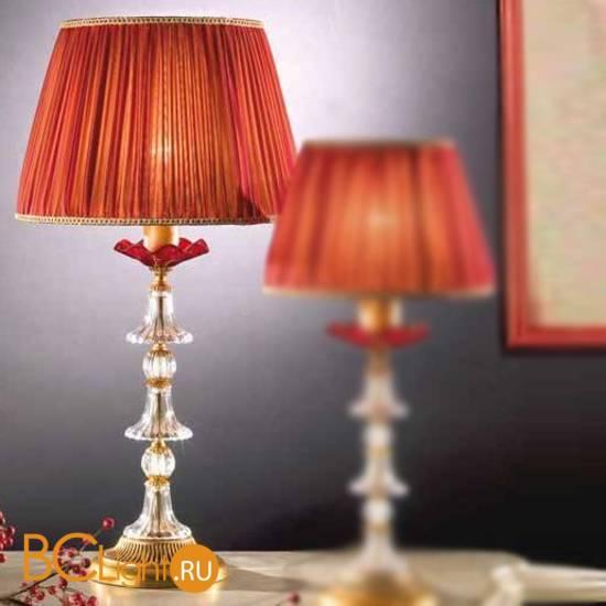 Настольная лампа Passeri International Ottone LG 7355/1/L Dec. 01 + 02