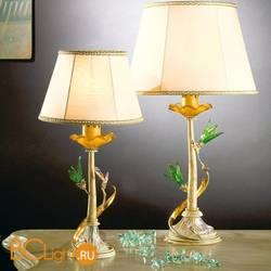 Настольная лампа Passeri International Ottone LM 7345/1/B Dec. 040 + 01