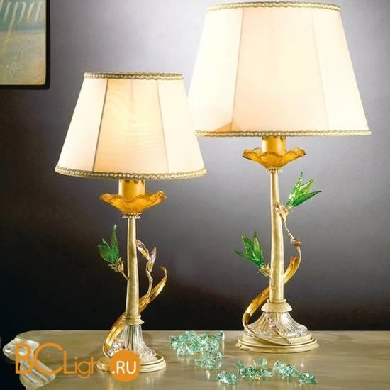 Настольная лампа Passeri International Ottone LG 7345/1/L Dec. 040 + 01
