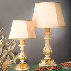 Настольная лампа Passeri International Legno LM 7445/1/B Dec. 013