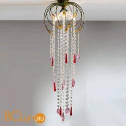 Потолочный светильник Passeri International PL 7805/3 Dec. 039 + Giallo