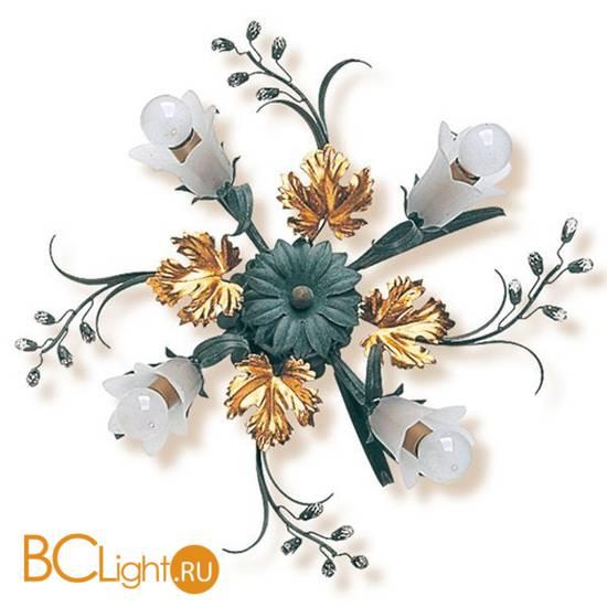 Настенно-потолочный светильник Passeri International Fantasia PL 4785/4 Dec. 09 + 01