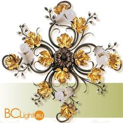 Настенно-потолочный светильник Passeri International Fantasia PL 4545/4 Dec. 038 + 01