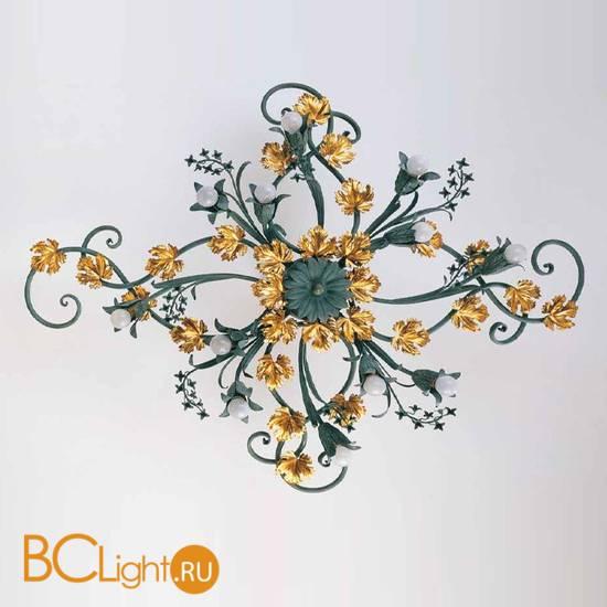 Настенно-потолочный светильник Passeri International Fantasia PL 4520/12 Dec. 09 + 01