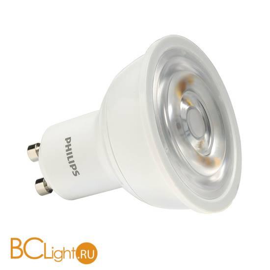 Лампа Philips GU10 LED 4.5W 230V 345 lm 2700K 560182