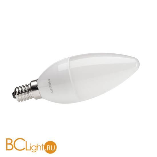 Лампа Philips E14 LED 3W 230V 250 lm 2700K 560222