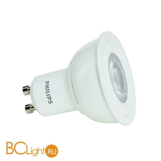 Лампа Philips GU10 LED 3.5W 230V 245 lm 3000K 560084