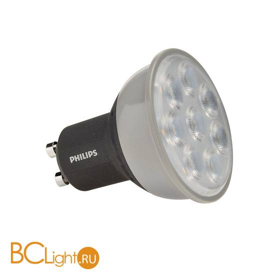 Лампа Philips GU10 LED 5.3W 230V 365 lm 3000K 560143