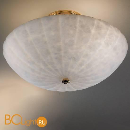 Потолочный светильник Possoni Alabastro 2909/PLG -006