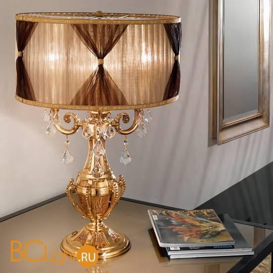 Настольная лампа Possoni 888/L3-SH/P -002