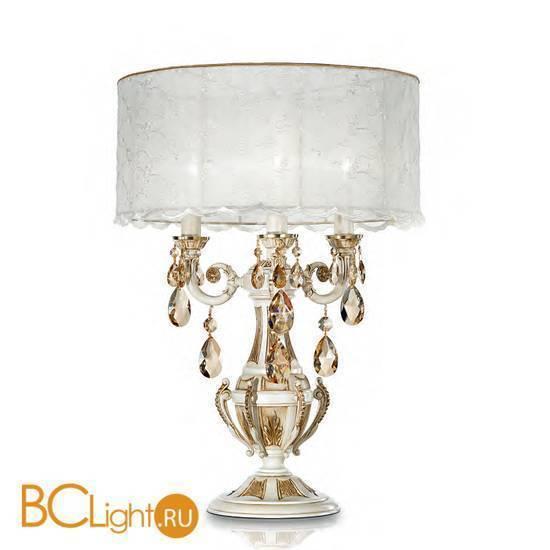 Настольная лампа Possoni 888/L3-PZ-GS -091