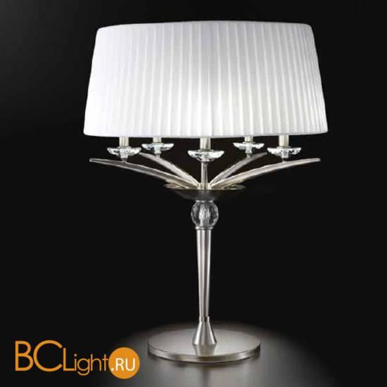 Настольная лампа Prearo Avangard 2231/5/L/CR