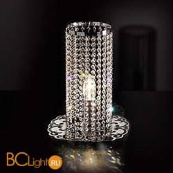 Настольная лампа Prearo Charlotte 2224/P/CR