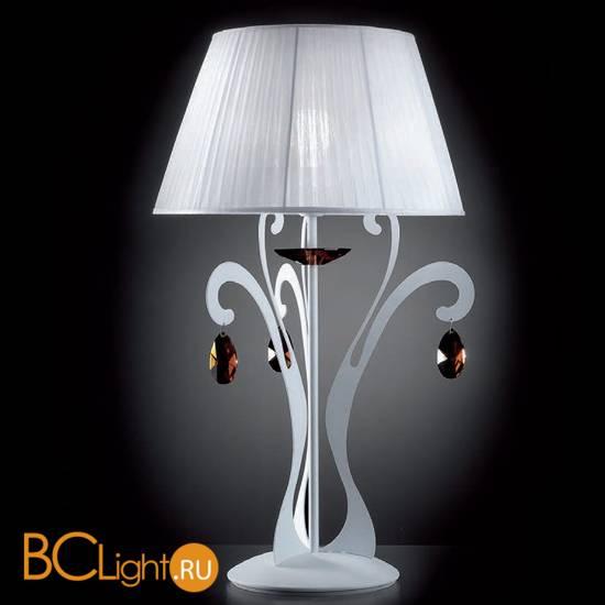 Настольная лампа Prearo Nimue 2165/L/B/CP/3