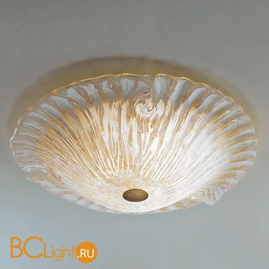 Потолочный светильник Prearo NOVO VITRUM 01 2078/42/PL/OR