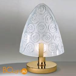Настольная лампа Prearo NOVO VITRUM 02 2047/P/C