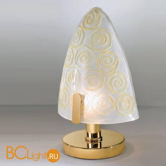 Настольная лампа Prearo NOVO VITRUM 02 2047/P/A