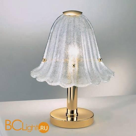 Настольная лампа Prearo NOVO VITRUM 02 1820/P/RC