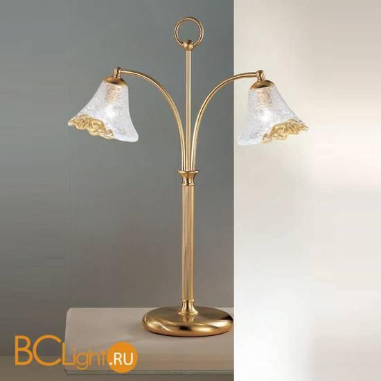 Настольная лампа Prearo NOVO VITRUM 02 2056/L
