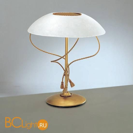 Настольная лампа Prearo NOVO VITRUM 04 2080/L/OR