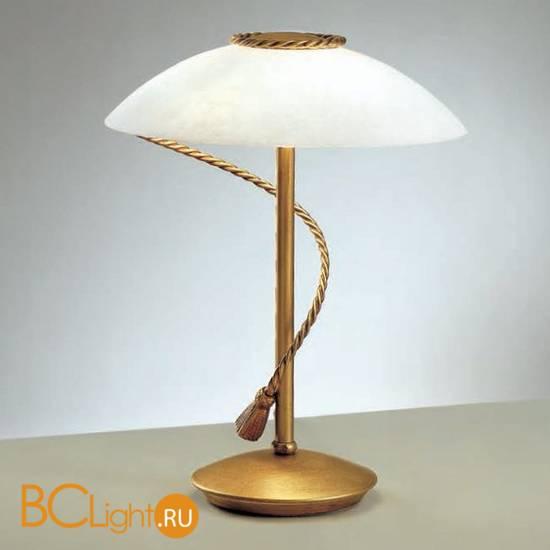 Настольная лампа Prearo NOVO VITRUM 04 2080/P/OR