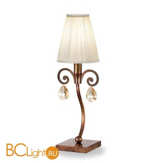 Настольная лампа Prearo OLIMPIA 2110/P/BR