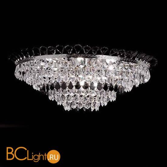 Потолочный светильник Prearo Queen BLACKQUEEN/100/PL/CR