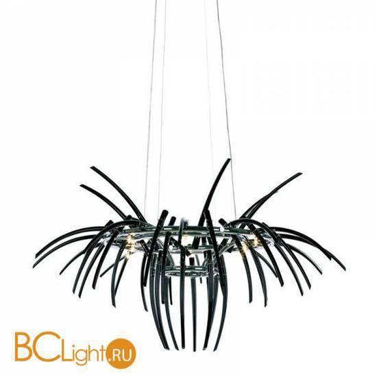 Подвесной светильник Preciosa Messenger Black Hyalit PD 5393/02/008 black