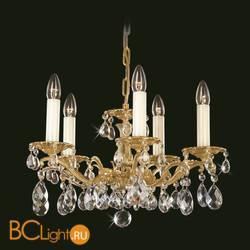 Хрустальная люстра Preciosa Cast Metal Lighting Fixtures AN 3096/00/005
