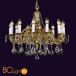 Хрустальная люстра Preciosa Cast Metal Lighting Fixtures AN 3301/00/012