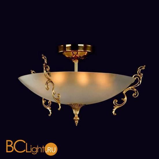Потолочный светильник Preciosa Cast Metal Lighting Fixtures PN 3303/00/006