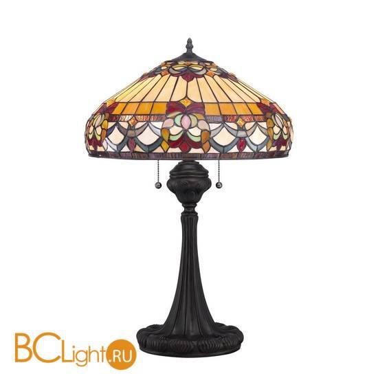 Настольная лампа Quoizel Belle Fleur QZ/BELLEFLEUR/TL