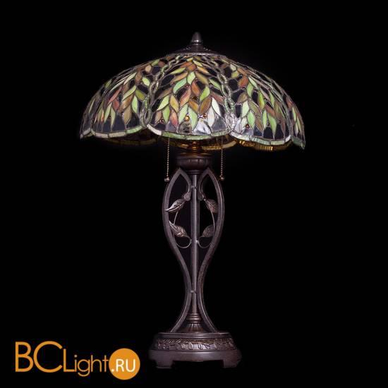 Настольная лампа Quoizel Belle QZ/BELLE/TL