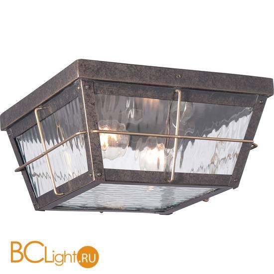 Уличный потолочный светильник Quoizel Cortland QZ/CORTLAND/F