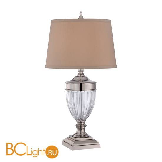 Настольная лампа Quoizel Dennison QZ/DENNISON PN
