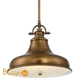Подвесной светильник Quoizel Emery QZ/EMERY/P/M WS