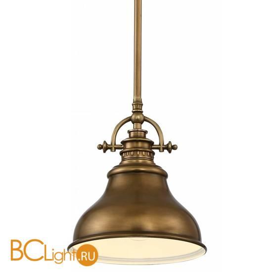 Подвесной светильник Quoizel Emery QZ/EMERY/P/S WS