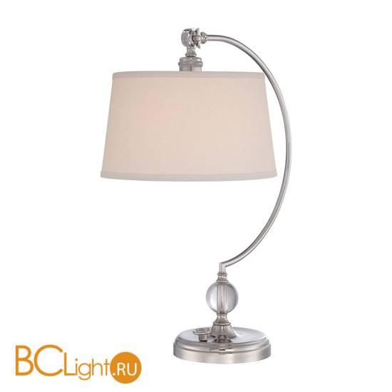 Настольная лампа Quoizel Jenkins QZ/JENKINS/TL PN