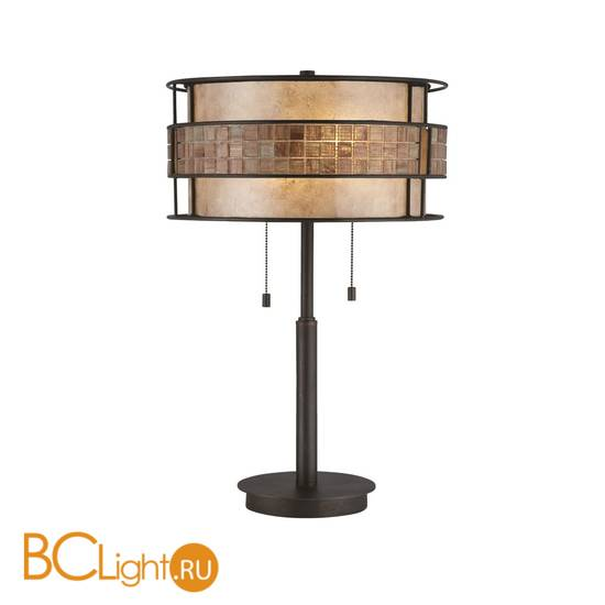 Настольная лампа Quoizel Laguna QZ/LAGUNA/TL