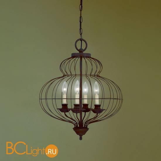Подвесной светильник Quoizel Laila QZ/LAILA4B
