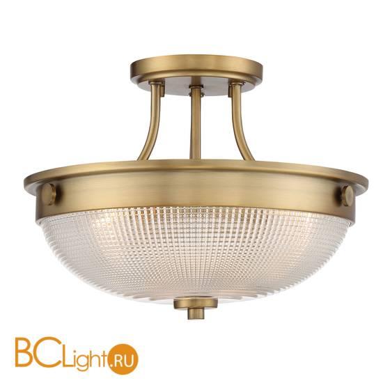 Потолочный светильник Quoizel Mantle QZ/MANTLE/SF WS