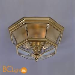 Уличный потолочный светильник Quoizel Newbury QZ/NEWBURY/F