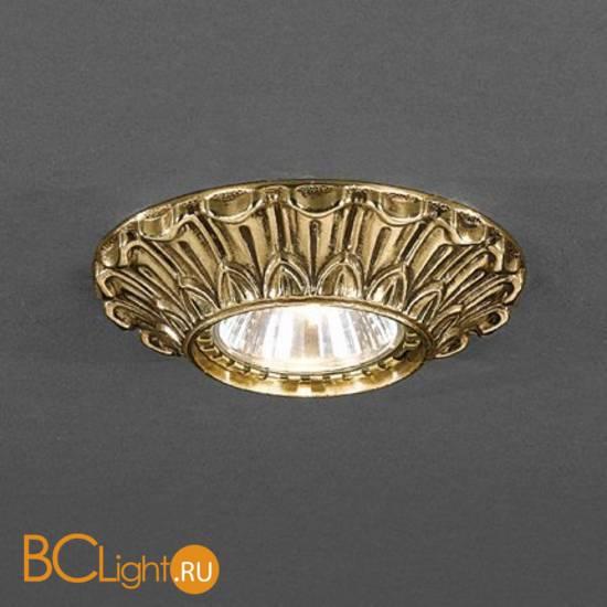 Спот (точечный светильник) Reccagni Angelo SPOT 1077 ORO