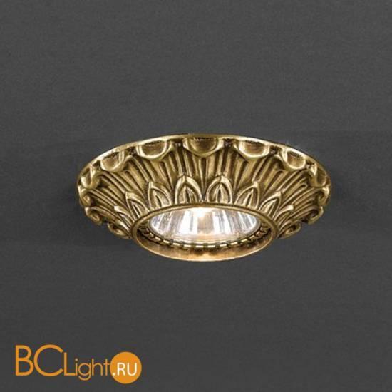 Встраиваемый спот (точечный светильник) Reccagni Angelo SPOT 1077 BRONZO